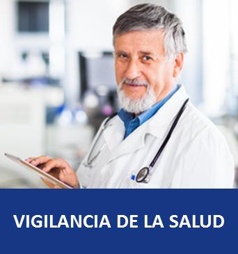 Vigilancia de la salud | prevención de riesgos